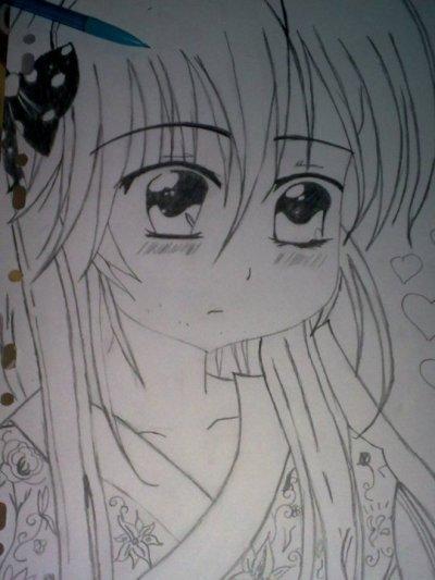 ** mes dessins correspondent à mes humeurs **
