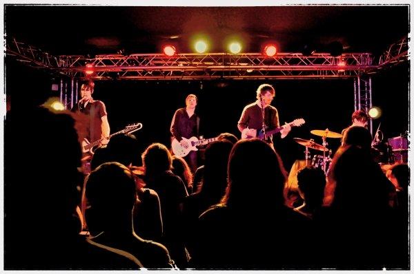Concert à la boule noire le 18 Novembre 2010