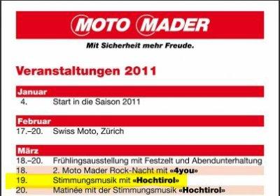 Début de saison 2011 !!!!!!!!!!!! RS
