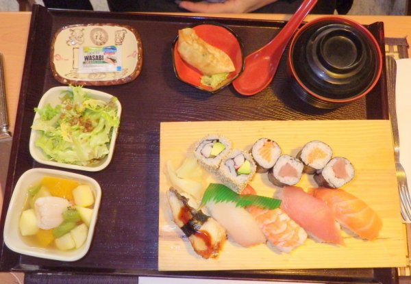 A table !!!! BM