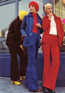 1970…La mode des Seventies