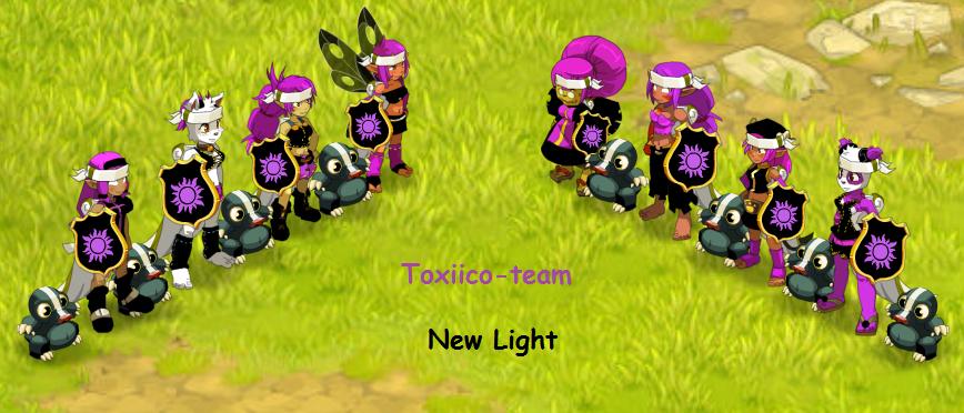 Blog de la team Toxiico.