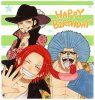 Happy Birthday Shanks, Mihawk & Franky !!