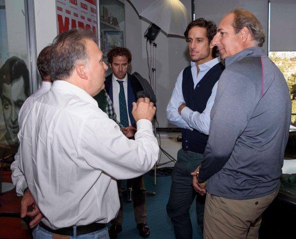 Feli reçoit un prix de la presse espagnol Marca