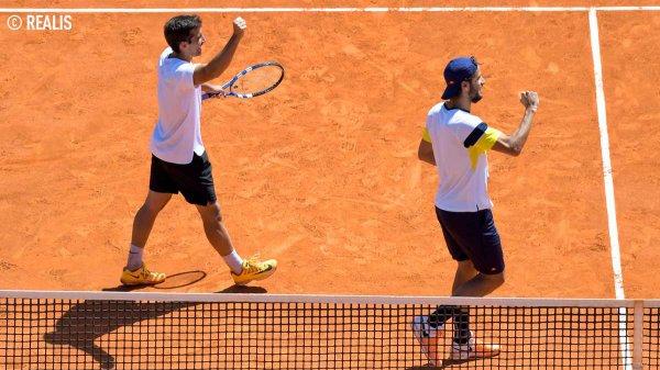 Feli et Marc en finale de Monte Carlo ! (ATP 1000 )