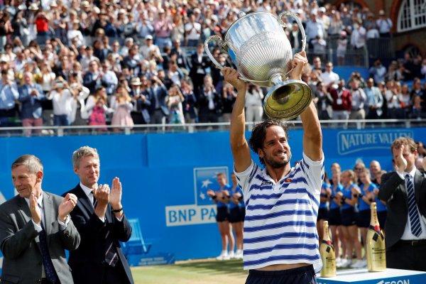 Queen s ATP  500 London