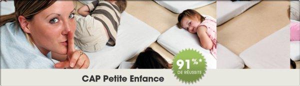 [ Le CAP PETITE ENFANCE - Les épreuves juin 2012 ]