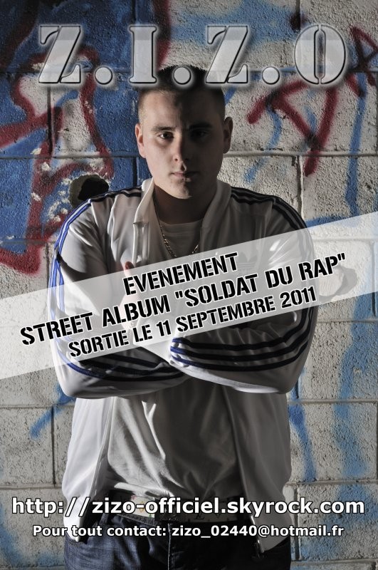 EVENEMENT : SORTIE DU STREET ALBUM LE 11 SEPTEMBRE 2011