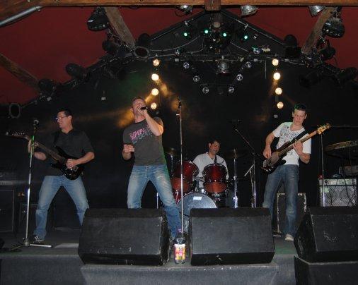 dernier concert de l'année hurricane  a la fenière