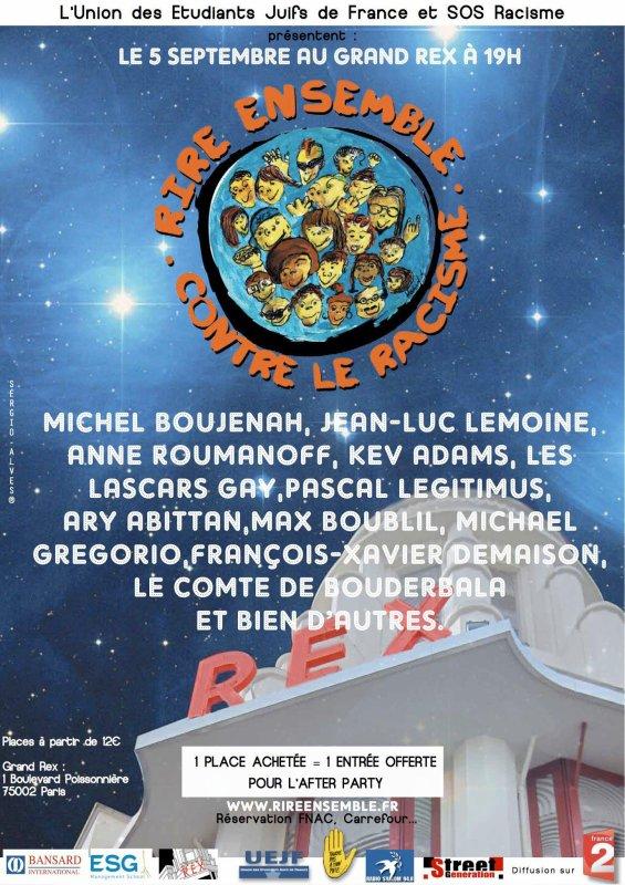 AUX PLATINES DU REX CLUB POUR L'AFTER PARTY !! A PARTIR DE MINUIT !! VENEZ NOMBREUX ;-)