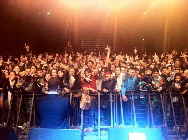 SHOW LOURD!! LE 54 O TOP!! SUCCESSFULL.. LECK / DJ B-RYS / LUNDER / SLIMAN #YAGAYAGAYOO