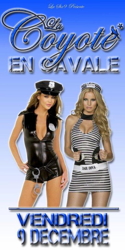SOIREES LACOYOTE SAISON 2!! PART.3.. LA DERNIERE DE L'ANNEE!!
