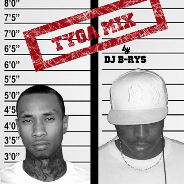 NEW NEW NEW • TYGAMIX BY DJ B-RYS #FADED