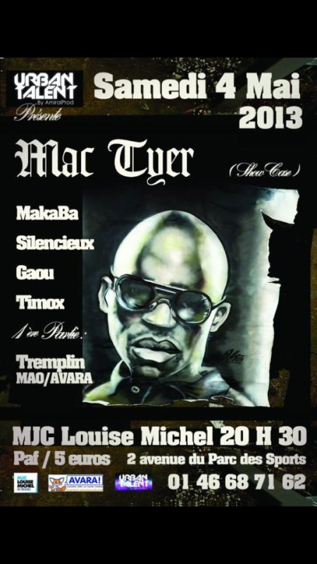 TREMPLIN MAO / AVARA // MIX @PREMIERE PARTIE DE MAC TYER