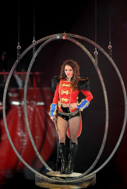 The Circus Starring - Britney Spears