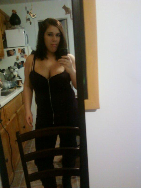 Moa ca fais longtemps de ça taaa je me trouvais belle maigre :)