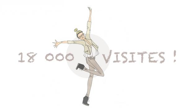 Mardi 14 juin 2011 - 18 000 VISITES !!! -