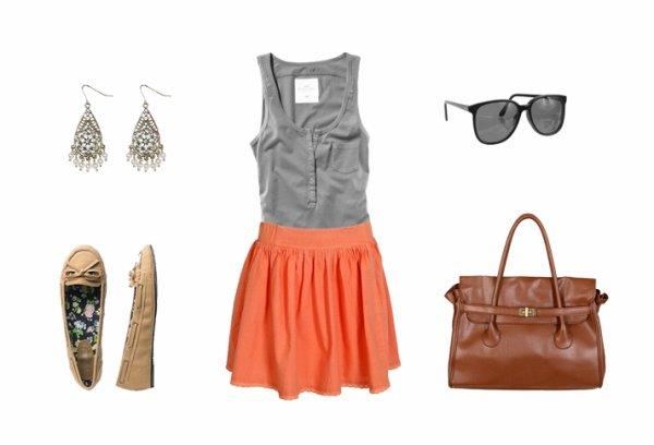 Vendredi 13 mai 2011 - Outfit du jour -