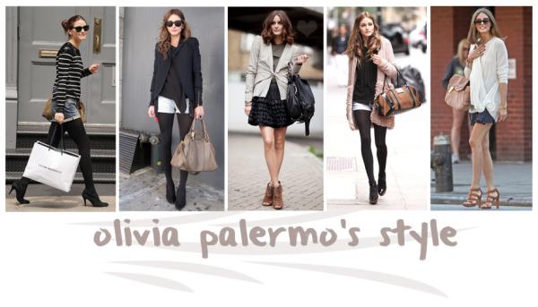 Lundi 13 juin 2011 - Olivia Palermo's style -