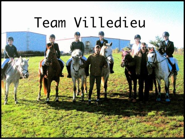 Bienvenue sur le site des championnats du poney Club de Villedieu.
