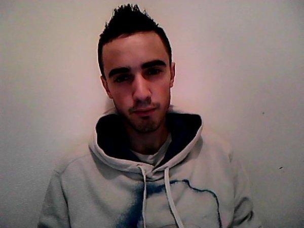 Vincent 21 ans