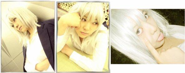 Cosplay--->Enfer et Paradis--->Maya Natsume