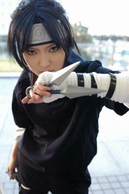 Cosplay--->Naruto--->Sasuke
