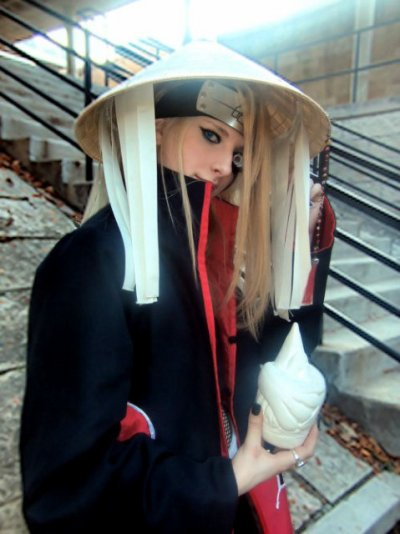 Cosplay-->Naruto-->SasoDei <3