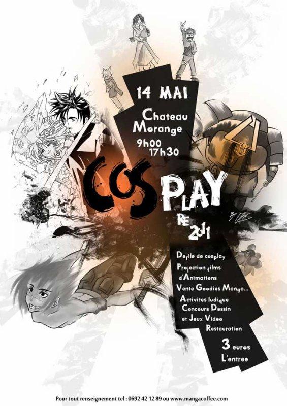 Rendez-vous le 14 mai 2011 à St-Denis!!!