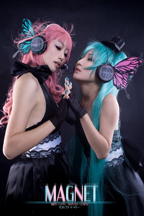 Cosplay-->Vocaloid Magnet