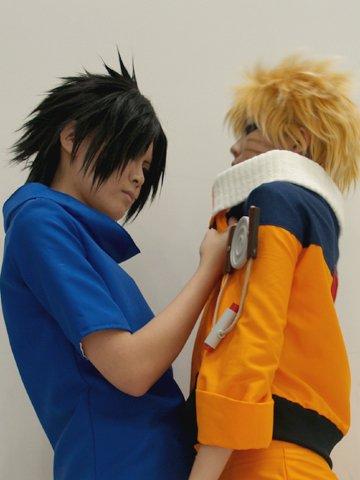 Cosplay Naruto : Ca va saigner >=D
