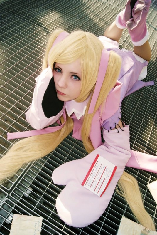Cosplay-->Letter Bee