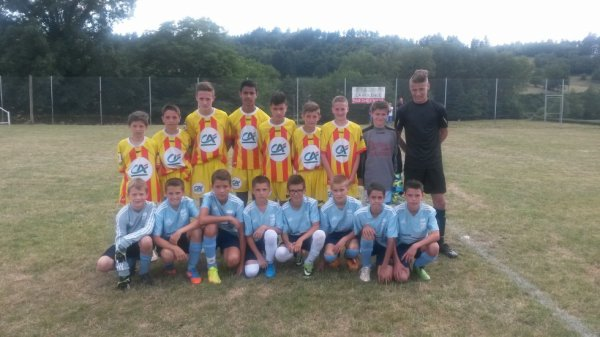 13 Juin 2015 : Finaliste Tournoi U13 à Chassigny