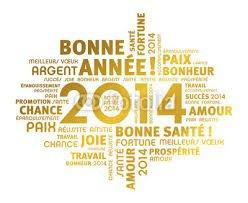 année de 2014 !!