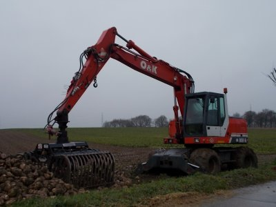 grue agricole