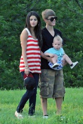 Selena et justin à stratford en ontario