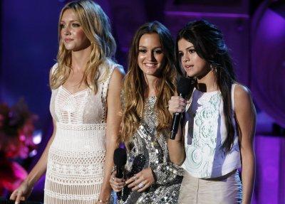 Selena au MTV Movie Awards