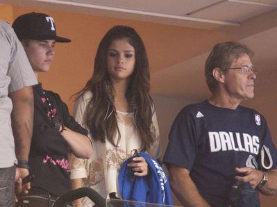 Selena et justin