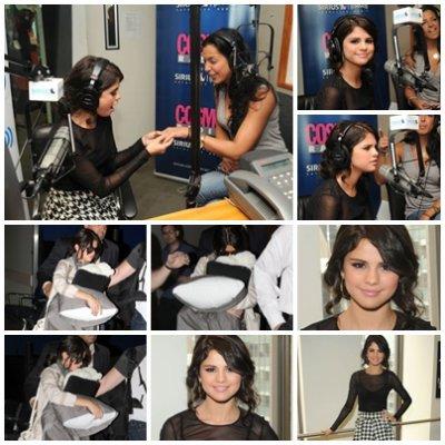 Selena à New York