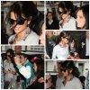 Selena gomez retournant a son hotel