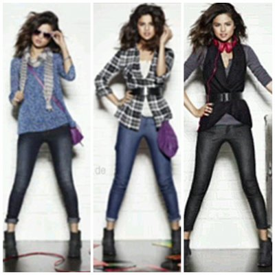 """Dream Out Loud"" Photoshoot Collection Automne"