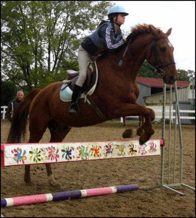 Soutenez cette fille qui veut arrêtez l'équitation !