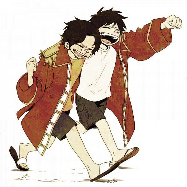 Deux frères, un rêve... ♥