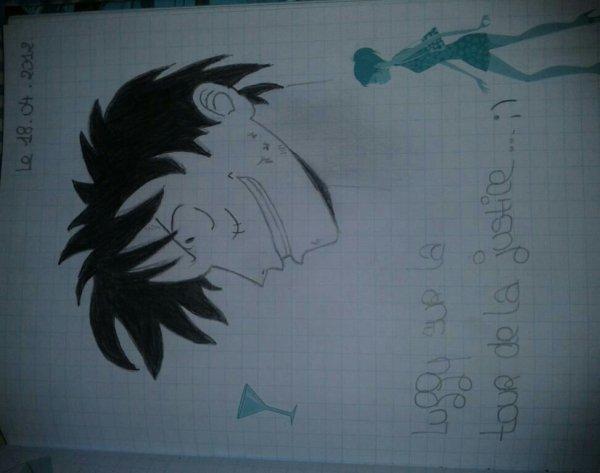 Un autre Luffy :)