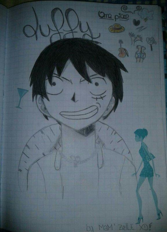 Mon premier Luffy!