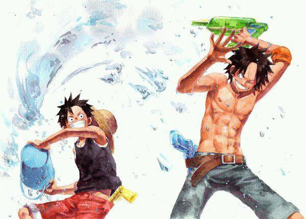 Que Mon Luffy est intelligent... :)