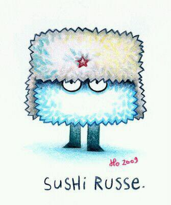 Sushi Russe :3