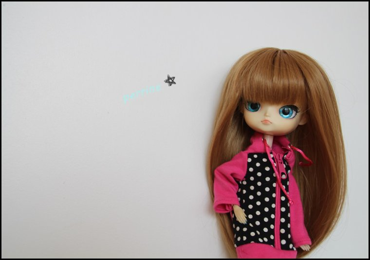 Mes pullips !