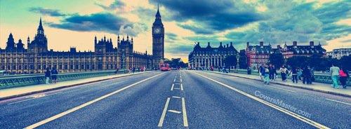 Retour à Londres