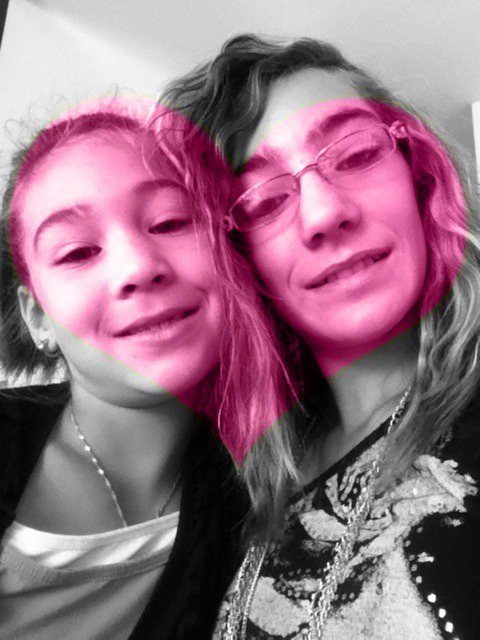 moi et ma soeur ;)